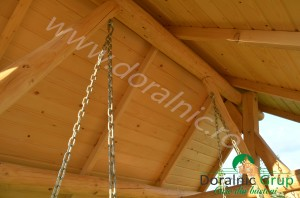Leagan din lemn nou 4