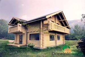 proiect casa din busteni 10 - 1