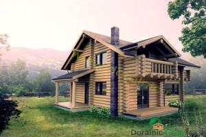 proiect casa din busteni 10 - 2