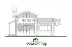proiect casa din busteni 10 - 6