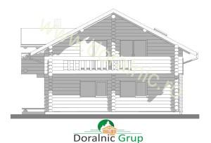 proiect casa din busteni 10 - 7