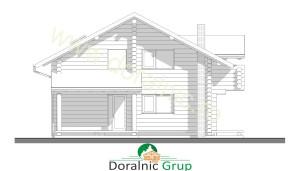 proiect casa din busteni 10 - 8