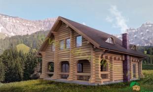 proiect casa din busteni 12 - 1
