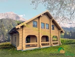 proiect casa din busteni 12 - 2