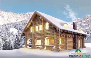 proiect casa din busteni 12 - 3