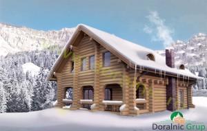 proiect casa din busteni 12 - 4