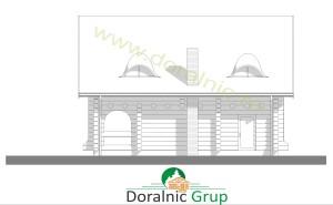 proiect casa din busteni 12 - 8