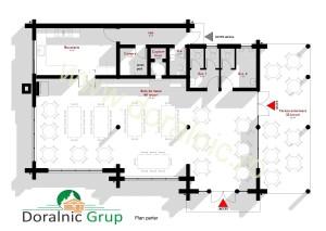 proiect sala de mese din lemn rotund 13 - 6