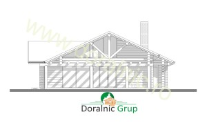 proiect sala de mese din lemn rotund 13 - 7