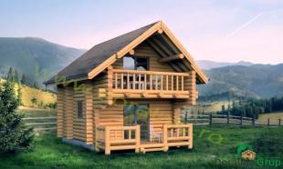 proiect casa din busteni 5 - 1