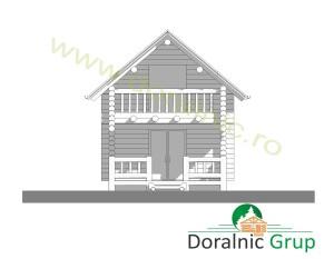 proiect casa din busteni 5 - 6