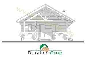 proiect casa din busteni 8 - 5