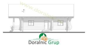 proiect casa din busteni 8 - 6