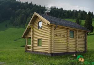 proiect casa din busteni 9 - 3