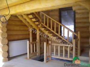 cabana din lemn filip tg jiu 10