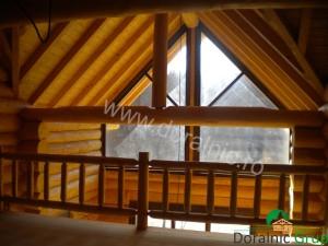 cabana din lemn filip tg jiu 11