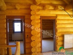cabana din lemn filip tg jiu 12