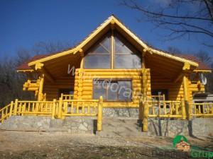 cabana din lemn filip tg jiu 5