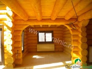 cabana din lemn filip tg jiu 9