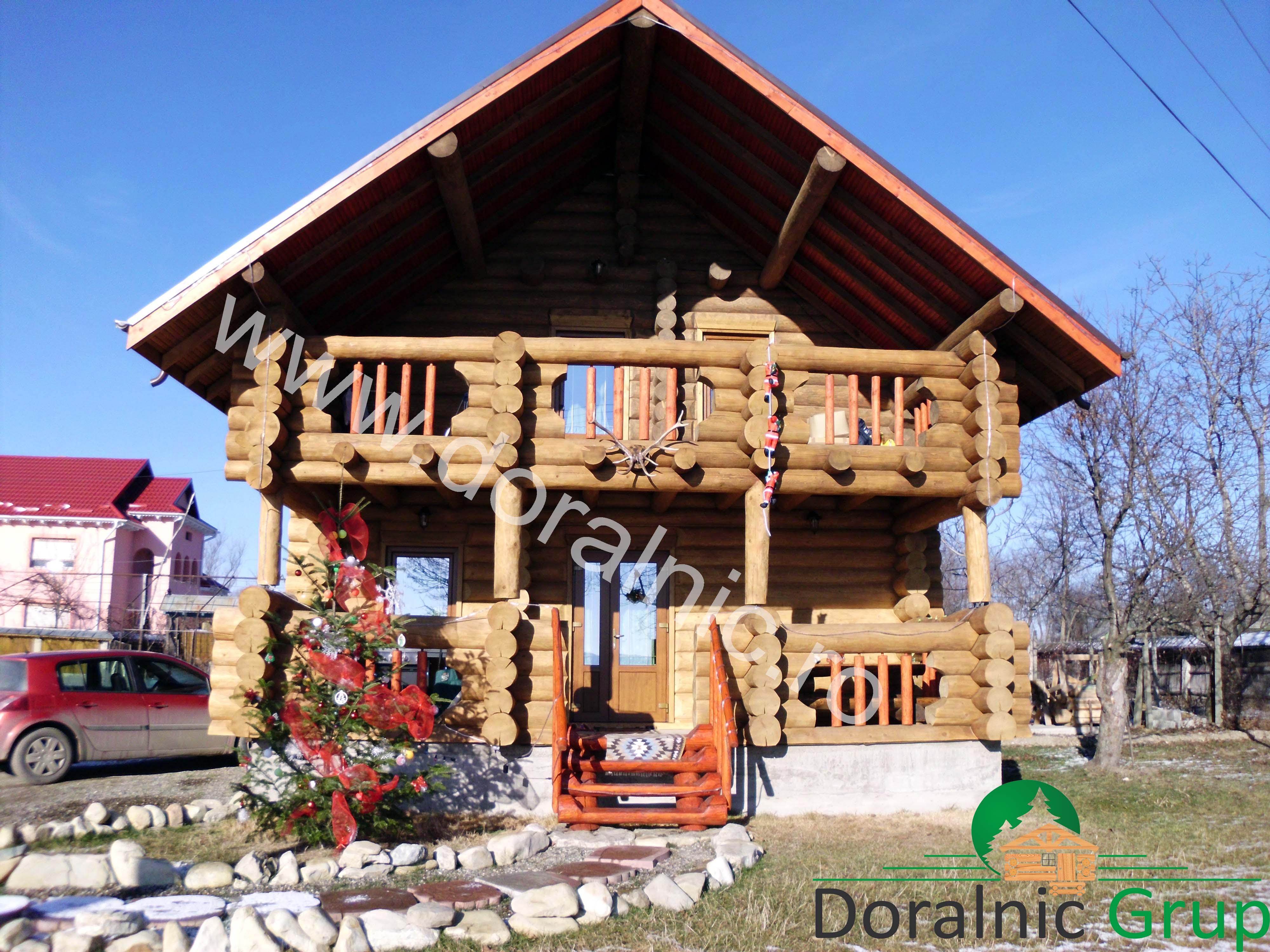Casa Mihai Case Din Busteni Cabane Din Lemn