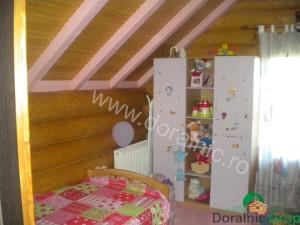 casa din lemn rotund pret ieftin 9