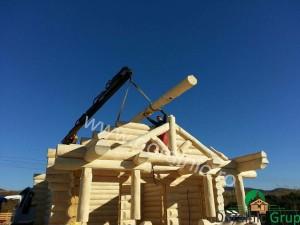 casuta de vacanta din lemn rotund expo italia 7