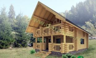 proiect casa din busteni 14