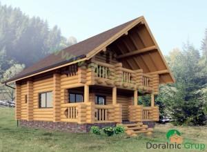 proiect cabana din busteni 14 - 2