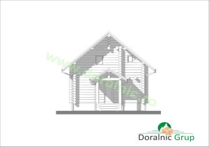 proiect cabana din busteni 14 - 6