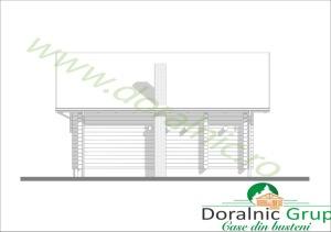 proiect lemn casa doralnic
