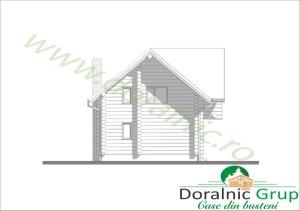 proiect cabana din lemn vara dornei